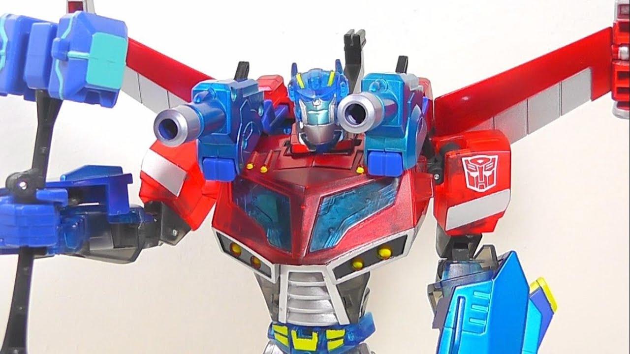 Wingblade Animated Español En Transformers Prime Optimus wPTOkXZui