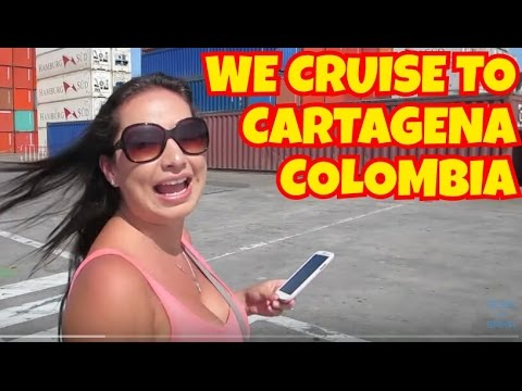 Our Cruise to Cartagena Colombia