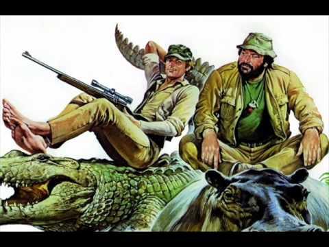 Das Krokodil und sein Nilpferd-Grau Grau Grau