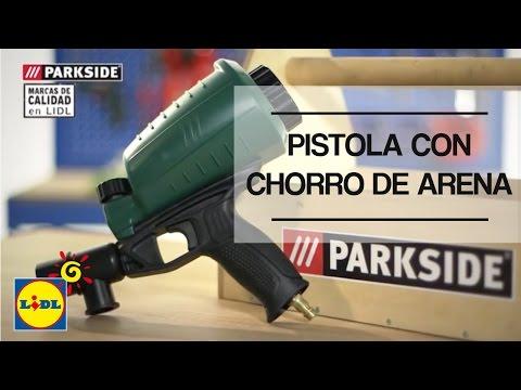 Sierra de inmersi n lidl espa a repeatvid for Pistola pneumatica parkside