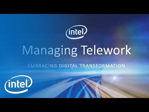 Managing Telework At Capacity: Embracing Digital Transformation - Episode 6   Intel Business