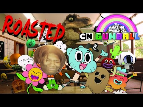 THE AMAZING WORLD OF GUMBALL: EXPOSED (ROASTED)