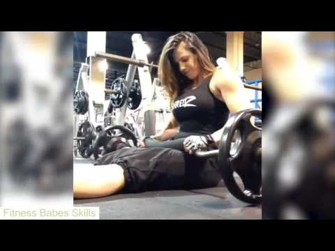 Linda Durbesson Bodybuilding Workouts for Women | Fitness Babes Skills
