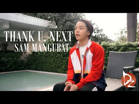 Sam Mangubat - Thank U, Next (Acoustic Cover)