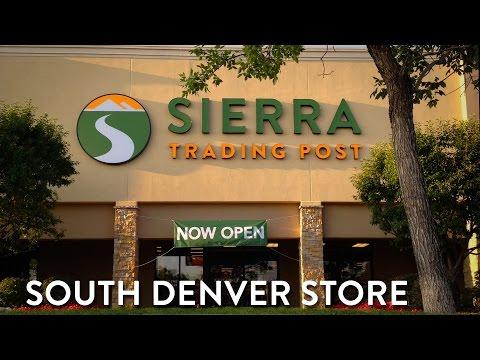 South Denver Store - Sierra Trading Post