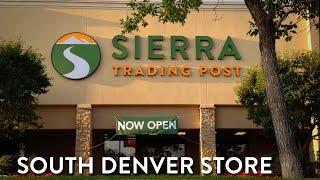 видео Sierra Trading Post