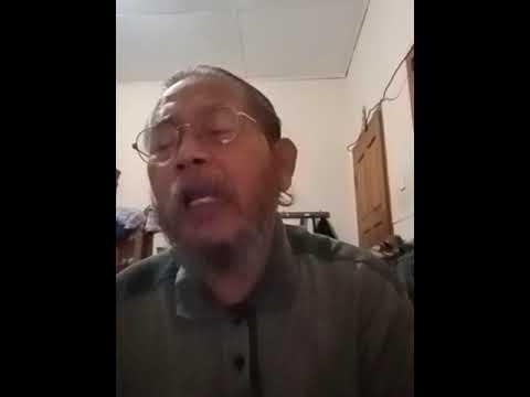 Efendi Ismail Ditangkap