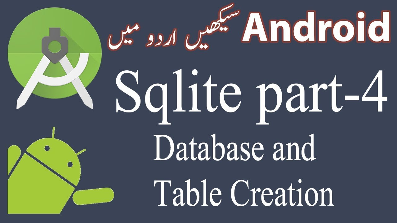 45 android sqlite database tutorial 4 database and table android sqlite database tutorial 4 database and table creation urduhindi gamestrikefo Choice Image