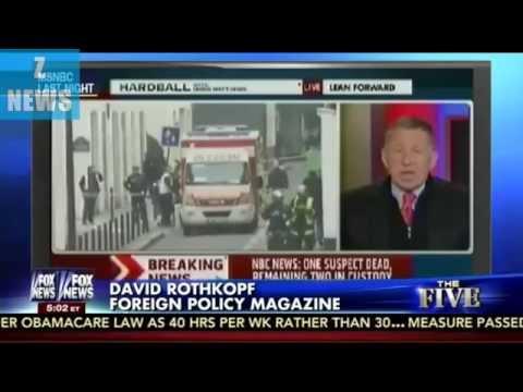 COWARD, YOU'RE NOT CHARLIE - Fox News Gutfeld BLASTS U.S. Media