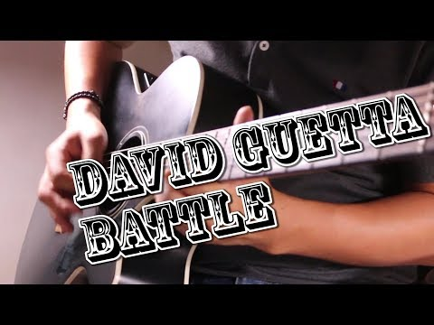 David Guetta - Battle (feat Faouzia) - Guitar Cover By J.Dami
