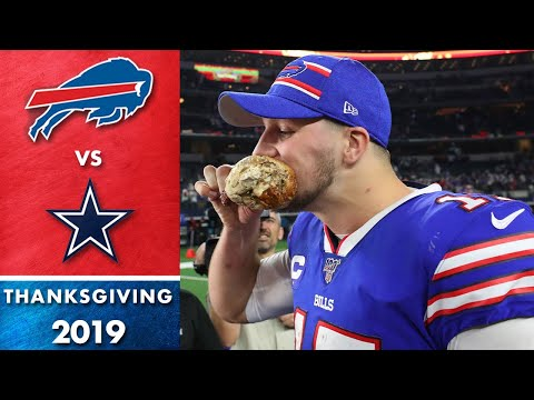 Bills Week 13 Victory Recap vs. Dallas (2019)