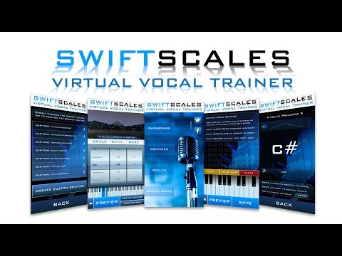 SWIFTSCALES  Vocal For PC | Download Pro version Windows 7, 8, 10 and Mac