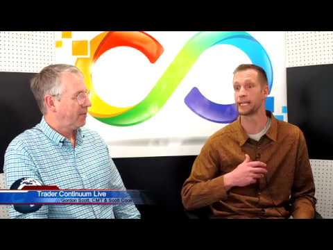 Gordon Scott, CMT with Special Guest Scott Cook (Expert Penny Stock Trader)
