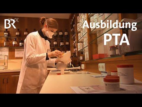 Pharmazeutisch-technischer Assistent - PTA - Beruf - Ausbildung