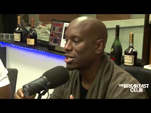 Tyrese Interview at The Breakfast Club Power 105.1 (07/17/2015)