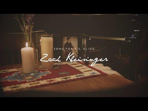 Zach Kleisinger- Song for T.S. Eliot (Live at Hipposonic Studios)