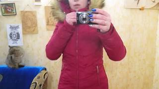 Классная куртка с алиэкспресс (обзор посылки).
