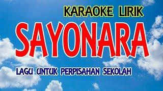 Sayonara Karaoke Dengan Untuk Perpisahan Sekolah