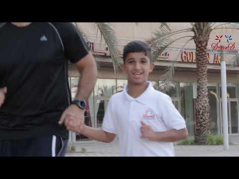 مشاركة أصحاب الهمم من المشاعر الانسانية مع هيئة تنمية المجتمع بتحدي دبي للياقة
