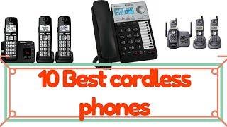 Top 10 Best cordless phones