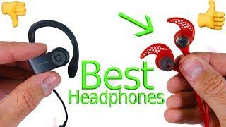 Video Best Workout Headphones? - Why Beats Suck download MP3, 3GP, MP4, WEBM, AVI, FLV Juli 2018