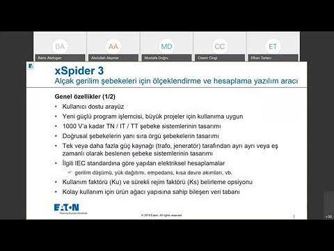 xSpider Mühendslik Hesaplama Yazlm