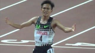 日本陸上競技選手権2017 男子10000m決勝