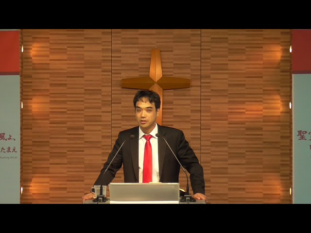 2019/09/01 ステパノの証言②生けるみことばを受けた人々と受けていない人々(使徒の働き7:38-53)
