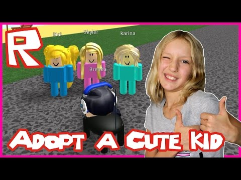 Adopt and Raise So Many Kids / Roblox