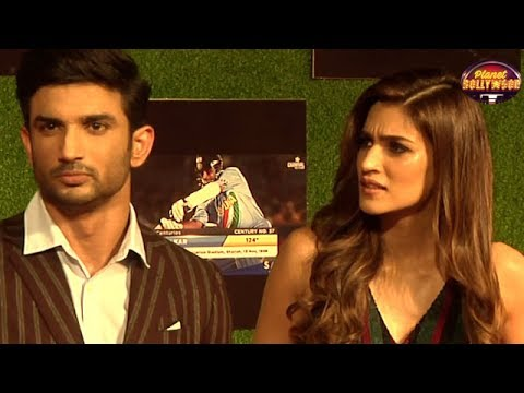 Thumbnail: Sushant Singh Rajput Loses His Cool On Which Question? | Bollywood News