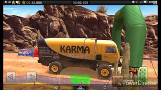 Gameplay on Offroad legends