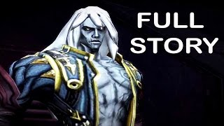 Castlevania Lords of Shadow Mirror of Fate All Cutscenes (Game Movie) Full Story 1080p