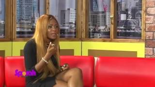 EMMA NYRA EXCLUSIVE ON THE SPORAH SHOW.