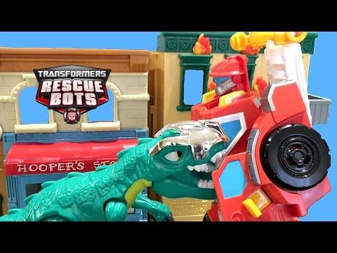 Transformers Rescue Bots Toys Heatwave...