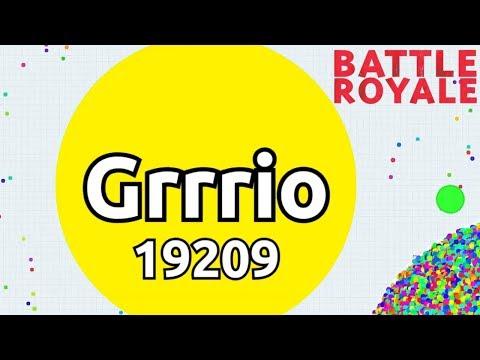 Agar.io - Battle Royale Gamemode thumbnail