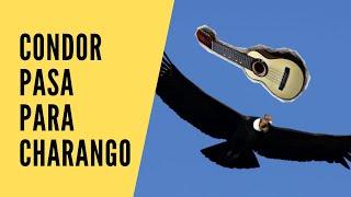 Punteo Condor Pasa en Charango