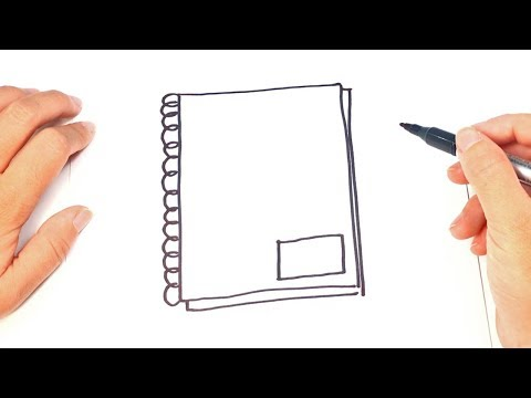 como-dibujar-un-cuaderno-para-niños-|-dibujo-de-cuaderno-paso-a-paso