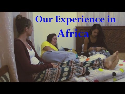 Our Experience on a Mission Trip in Africa