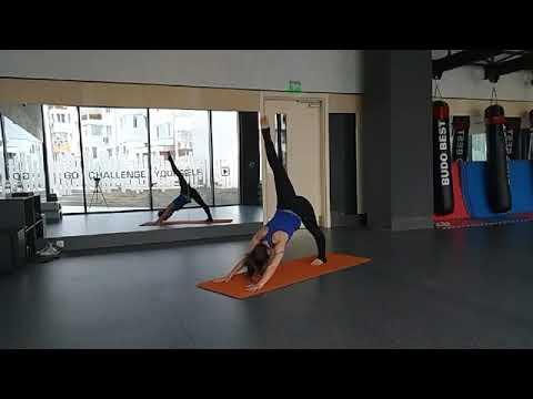 fat burning yoga short workout 2020  youtube
