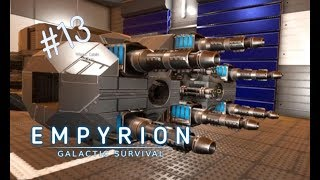 LASER DRILLS!!!   Empyrion Galactic Survival   Alpha 8 Main release   #13