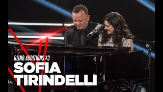 "Sofia Tirindelli  ""F*ck You"" - Blind Auditions #3 - TVOI 2019"