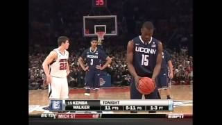 UConn vs. Louisville - Championship - 2011 Big East Tournament