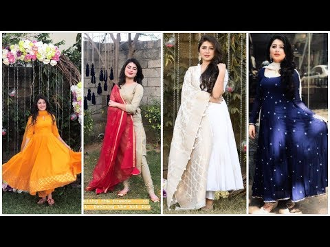 Bollywood Style Trendy Wear Dress Designs Collection For Girls