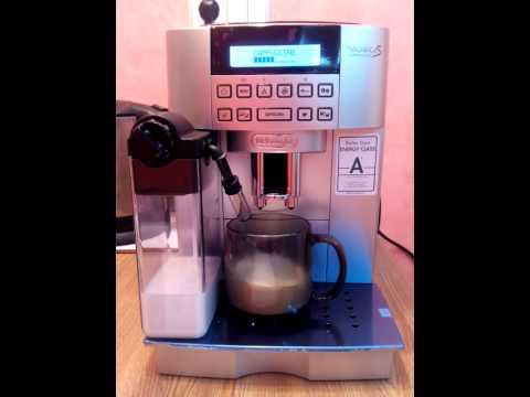 Delonghi Ecam 23 460 S Latte Macchiato And Cleaning Doovi