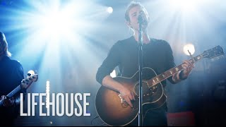 """Lifehouse """"Hanging By A Moment"""" Guitar Center Sessions on DIRECTV"""