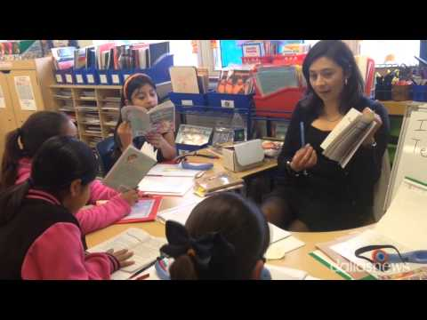 Withers Elementary's Irma De La Guardia wins the National Bilingual Teacher of the Year Award