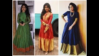 Dresses Made From Old Sarees Ataccs Kids