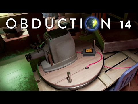 Obduction   Deutsch Lets Play #14   Blind Playthrough   Ingame English