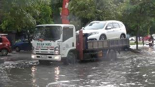 Các tỉnh, thành phố Hà Nội, Hòa Bình, Thanh Hóa chủ động ứng phó với mưa đặc biệt lớn