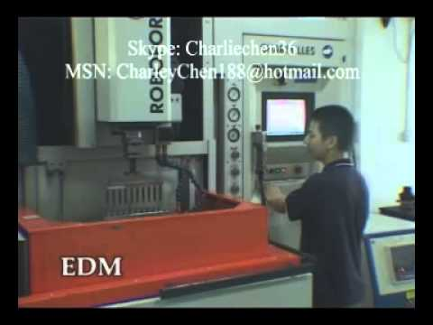EDM Plastic Injection Mould Maker in China